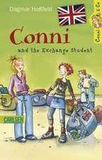 Conni & Co 03 (engl): Conni and the Exchange Student: de la 11 ani