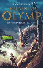 Helden des Olymp 01: Der verschwundene Halbgott