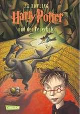 Rowling, J: Harry Potter 4 und der Feuerkelch