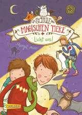 Die Schule der magischen Tiere 03: Licht aus!