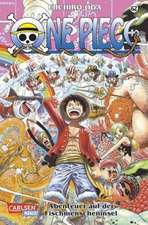 One Piece 62. Abenteuer auf der Fischmenscheninsel