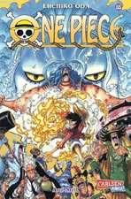 One Piece 65. Auf Null