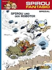 Spirou und Fantasio Spezial 10: Spirou und der Roboter