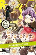 Die Schokohexe 08. Honey blood
