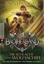 Brotherband 03 - Die Schlacht um das Wolfsschiff