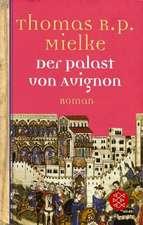 Der Palast von Avignon