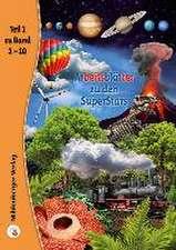 Arbeitsblätter zu den SuperStars