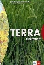TERRA GWG Geographie Wirtschaft 1. 5. Schuljahr. Arbeitsheft. Baden-Württemberg. Für Gymnasien