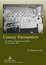 Uneasy Encounters