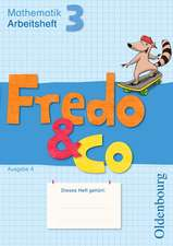 Fredo & Co A 3. Arbeitsheft