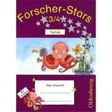 Forscher-Stars 3./4. Schuljahr. Technik