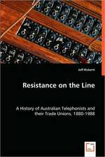 Resistance on the Line