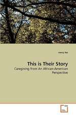 This is Their Story
