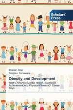 Obesity and Development