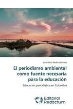 El Periodismo Ambiental Como Fuente Necesaria Para La Educacion:  Caricatura de Una Caida