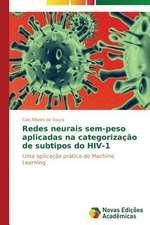 Redes Neurais Sem-Peso Aplicadas Na Categorizacao de Subtipos Do HIV-1:  Avaliacao Espectral