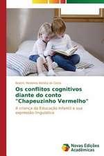 """OS Conflitos Cognitivos Diante Do Conto """"Chapeuzinho Vermelho"""":  O Caso Furnas, de 2000 a 2008"""