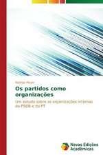 OS Partidos Como Organizacoes:  Educ
