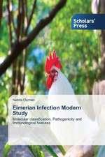 Eimerian Infection Modern Study