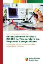 Gerenciamento Wireless Zigbee de Temperatura Em Pequenos Aerogeradores:  O Caso de Joao Camara/RN