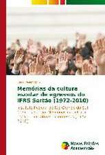 Memorias Da Cultura Escolar de Egressos Do Ifrs Sertao (1972-2010):  Unidade de Terapia Intensiva Neonatal