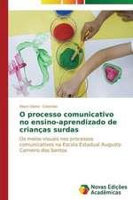 O Processo Comunicativo No Ensino-Aprendizado de Criancas Surdas:  Uma Cultura de Integracao Regional Alternativa
