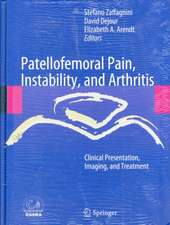 Patellofemoral Pain, Instability, and Arthritis: Clinical Presentation, Imaging, and Treatment
