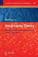 Uncertainty Theory: A Branch of Mathematics for Modeling Human Uncertainty