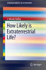 How Likely is Extraterrestrial Life?