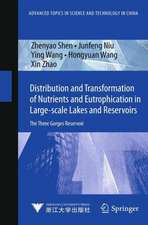 Distribution and Transformation of Nutrients in Large-scale Lakes and Reservoirs: The Three Gorges Reservoir