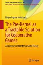 The Pre-Kernel as a Tractable Solution for Cooperative Games: An Exercise in Algorithmic Game Theory