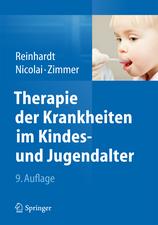 Therapie der Krankheiten im Kindes- und Jugendalter