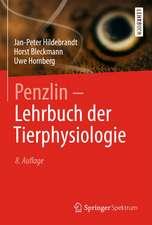 Penzlin - Lehrbuch der Tierphysiologie