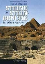 Steine und Steinbrüche im Alten Ägypten