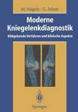 Moderne Kniegelenkdiagnostik: Bildgebende Verfahren und klinische Aspekte