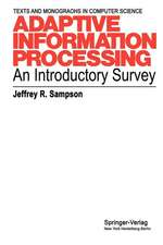 Adaptive Information Processing: An Introductory Survey