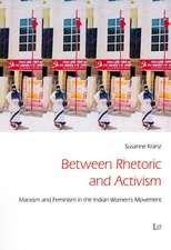 Between Rhetoric and Activism
