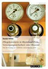 Pflegekammern in Rheinland-Pfalz. Versorgungssicherheit oder Illusion?