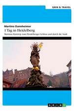 1 Tag in Heidelberg