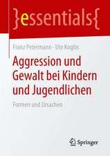 Aggression und Gewalt bei Kindern und Jugendlichen: Formen und Ursachen