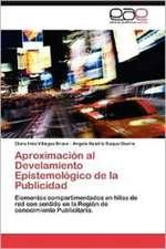 Aproximacion Al Develamiento Epistemologico de La Publicidad:  El Caso 'Mestrets'