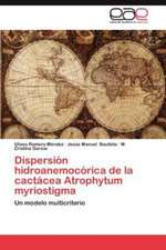 Dispersion Hidroanemocorica de La Cactacea Atrophytum Myriostigma:  Consecuencias Socioeconomicas