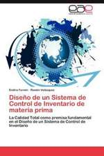 Diseno de Un Sistema de Control de Inventario de Materia Prima:  Simulacion del Movimiento de Las Personas