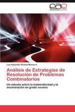 Analisis de Estrategias de Resolucion de Problemas Combinatorios:  Alternativa En El Tratamiento de Pulpotomias Infantiles