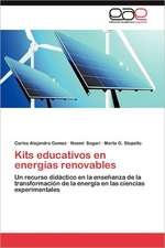 Kits Educativos En Energias Renovables
