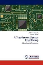 A Treatise on Sensor Interfacing