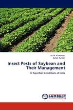 Insect Pests of Soybean and Their Management