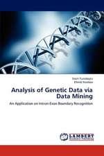 Analysis of Genetic Data via Data Mining