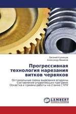 Progressivnaya tekhnologiya narezaniya vitkov chervyakov