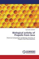Biological activity of Propolis from Java